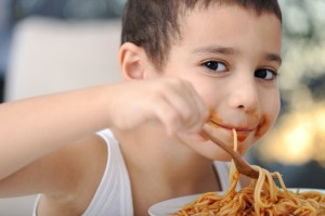 child hunger pasta web res